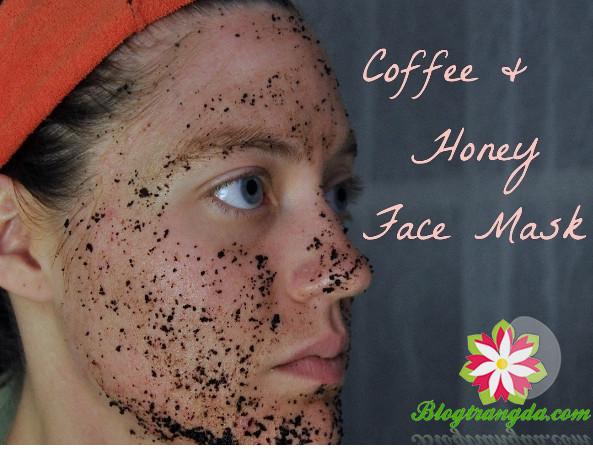 mặt nạ trắng da cà phê