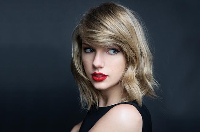 Phối đồ đẹp như Taylor Swift
