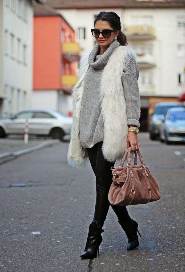 10 kiểu diện đồ len