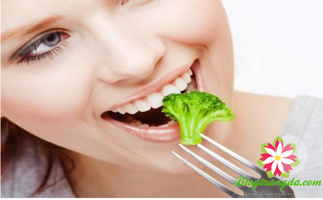 7 thực phẩm làm trắng da lâu dài