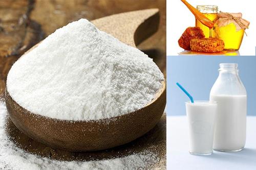 Mặt nạ bột gạo kết hợp sữa tươi, mật ong mang lại hiệu quả tối ưu cho làn da