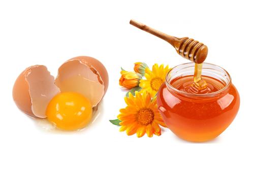 Image result for Mật ong và trứng gà