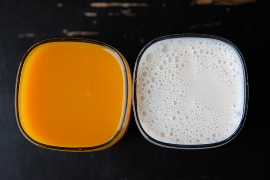 Hướng dẫn cách làm kem trắng da toàn thân từ Sữa tươi