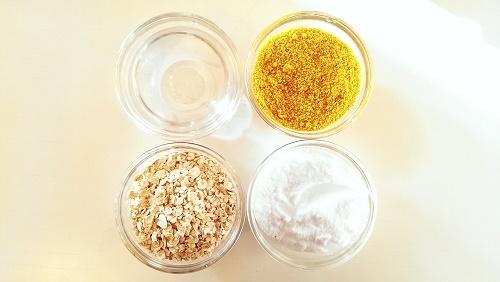 3 cách trị mụn đầu đen nhanh và hiệu quả nhất tại nhà bằng yến mạch, sữa chua và vỏ cam