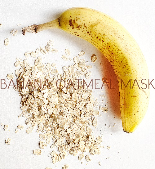 cách làm trắng da mặt nhanh nhất từ thiên nhiên bằng chuối, bột yến mạch, mật ong và sữa chua