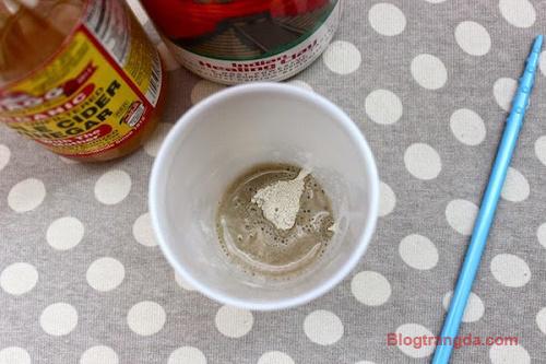 cách trị mụn trứng cá hiệu quả nhất tại nhà từ giấm táo
