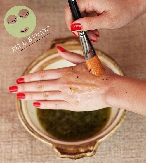 Cách làm trắng da mặt hiệu quả nhất từ Kiwi và Mật ong