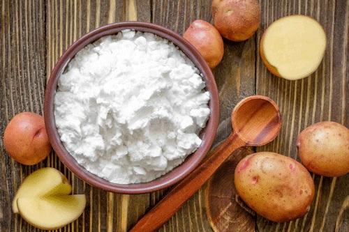 Cách làm trắng da mặt hiệu quả nhất từ Bột Khoai Tây