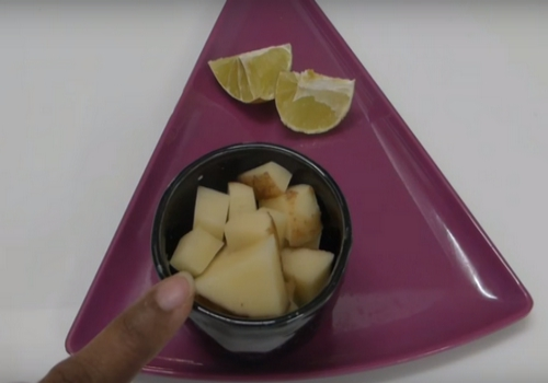 Bất ngờ với cách làm trắng da mặt bằng khoai tây hoàn toàn mới