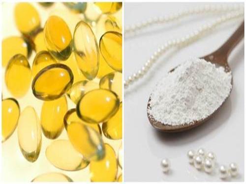 cách làm trắng da với vitamin e