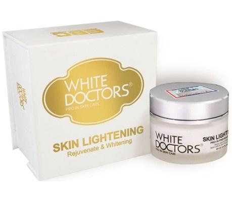 kem trắng da mặt hiệu quả White Doctors
