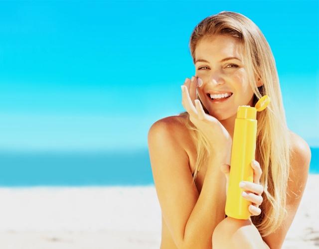 sử dụng kem chống nắng để tăng hiệu quả kem làm trắng da