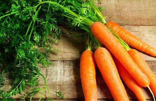 Cà rốt mang lại vẻ đẹp toàn diện cho phái đẹp