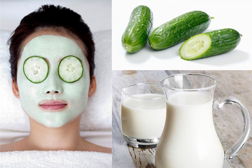 Image result for da đẹp dưa  sữa