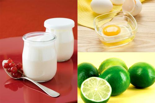 Sữa chua sẽ giúp làm mờ các vết thâm, làn da trắng sáng, khỏe mạnh.