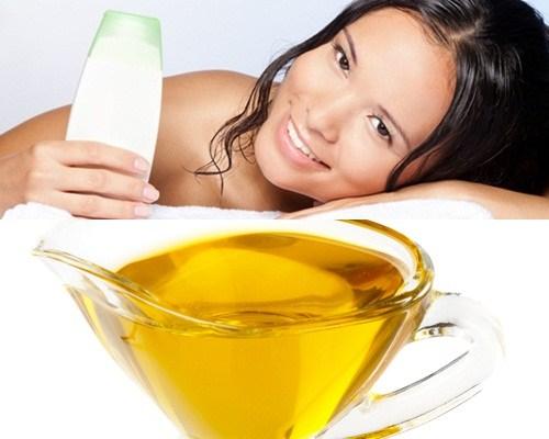 Cách làm trắng da toàn thân bằng dầu oliu cực đơn giản