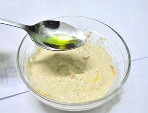 Cách làm trắng da toàn thân bằng dầu oliu và cám gạo