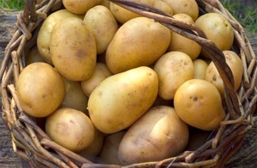mách nhỏ cách làm trắng da mặt từ nước ép khoai tây