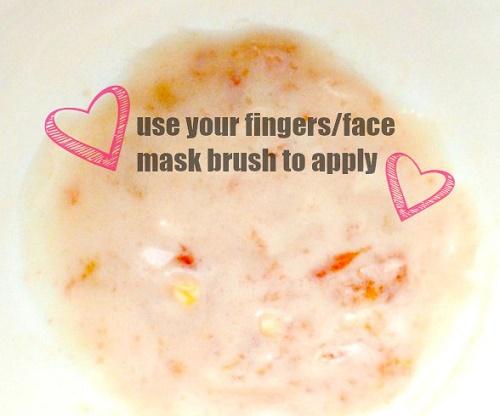 cách trị mụn trứng cá hiệu quả nhất từ cà chua & sữa chua