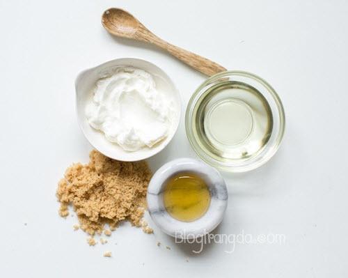cách dưỡng trắng da bằng Sữa Chua
