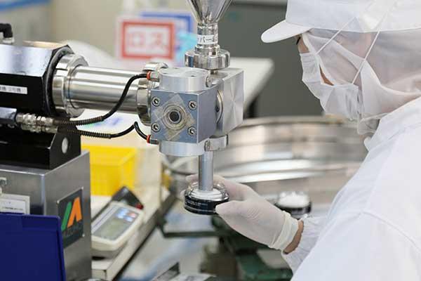 Quy trình sản xuất- dòng kem dưỡng trắng da mặt nào tốt