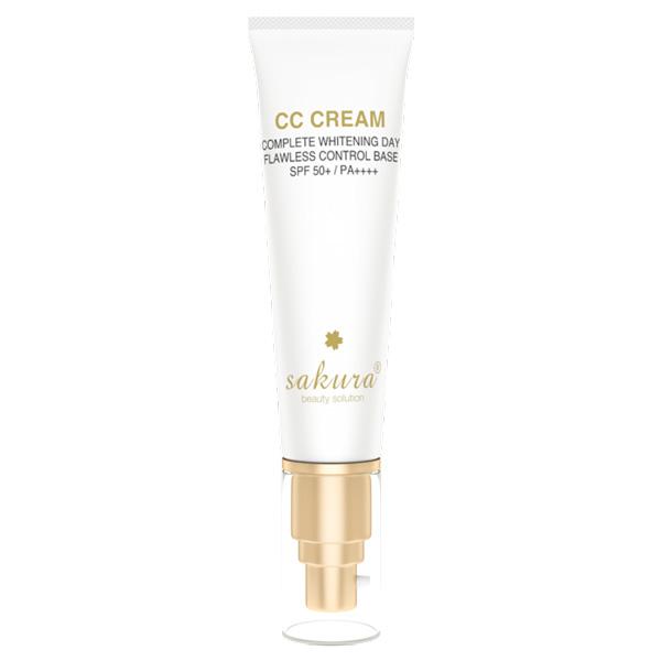 Tiết lộ bí mật: Sakura CC Cream mua ở đâu?