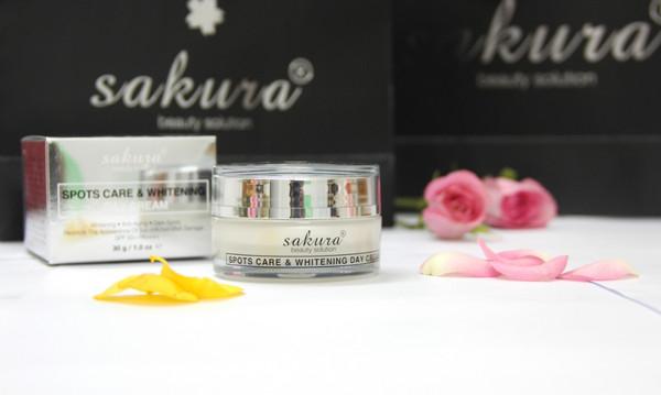 Tìm hiểu rõ hơn về tác dụng kem trị nám sakura